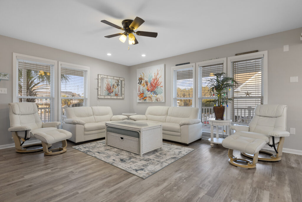 Buyers can view the home whenever and wherever with Lighthouse Visuals 3D Virtual Tours!
